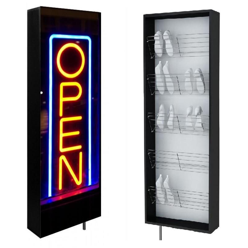 Swivbox Open