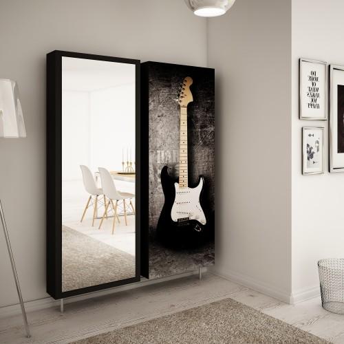 komplet szafek obrotowych swivbox Gitara